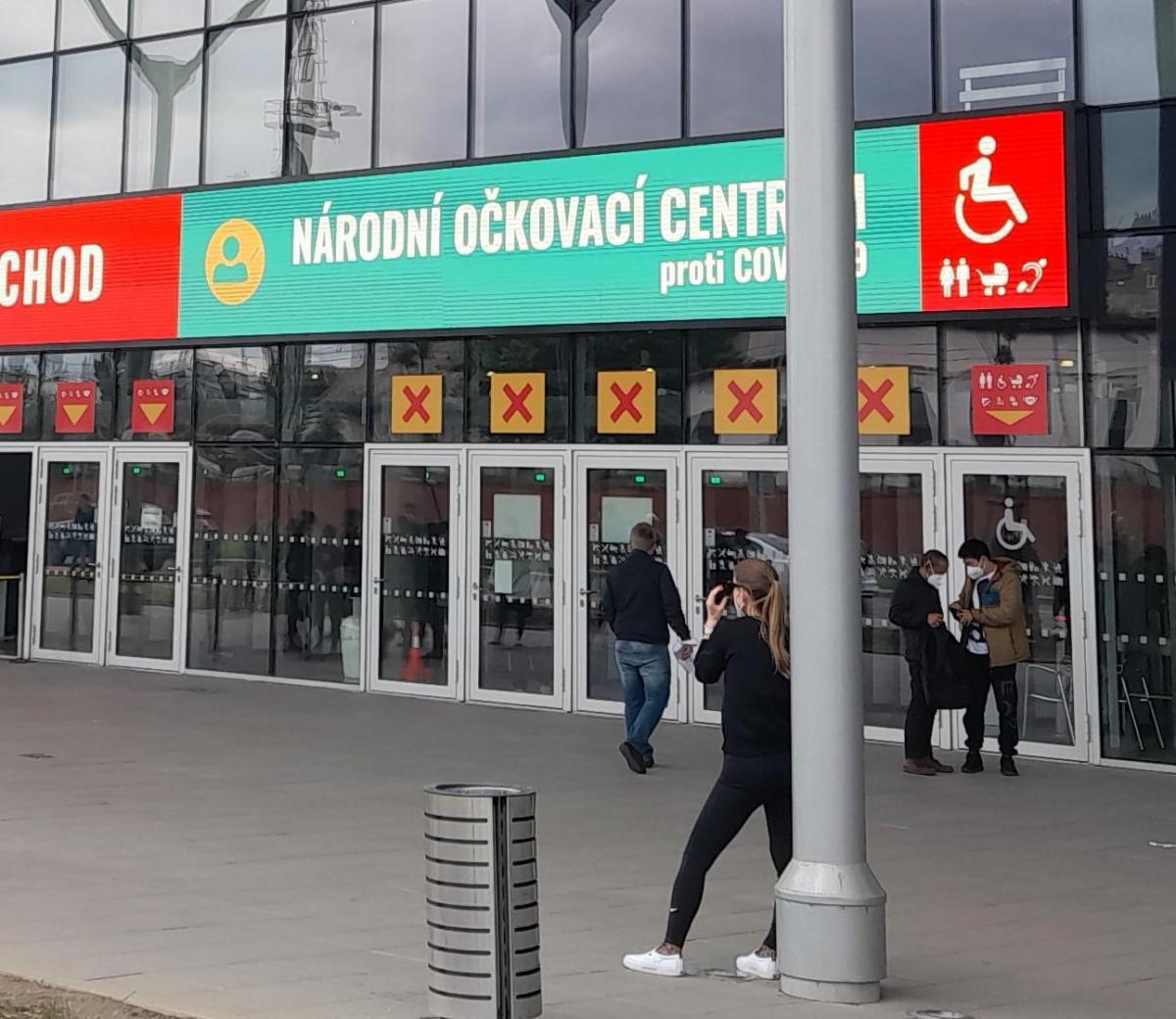 Očkovací centrum - ilustrační snímek. Foto MoravskeListy.cz